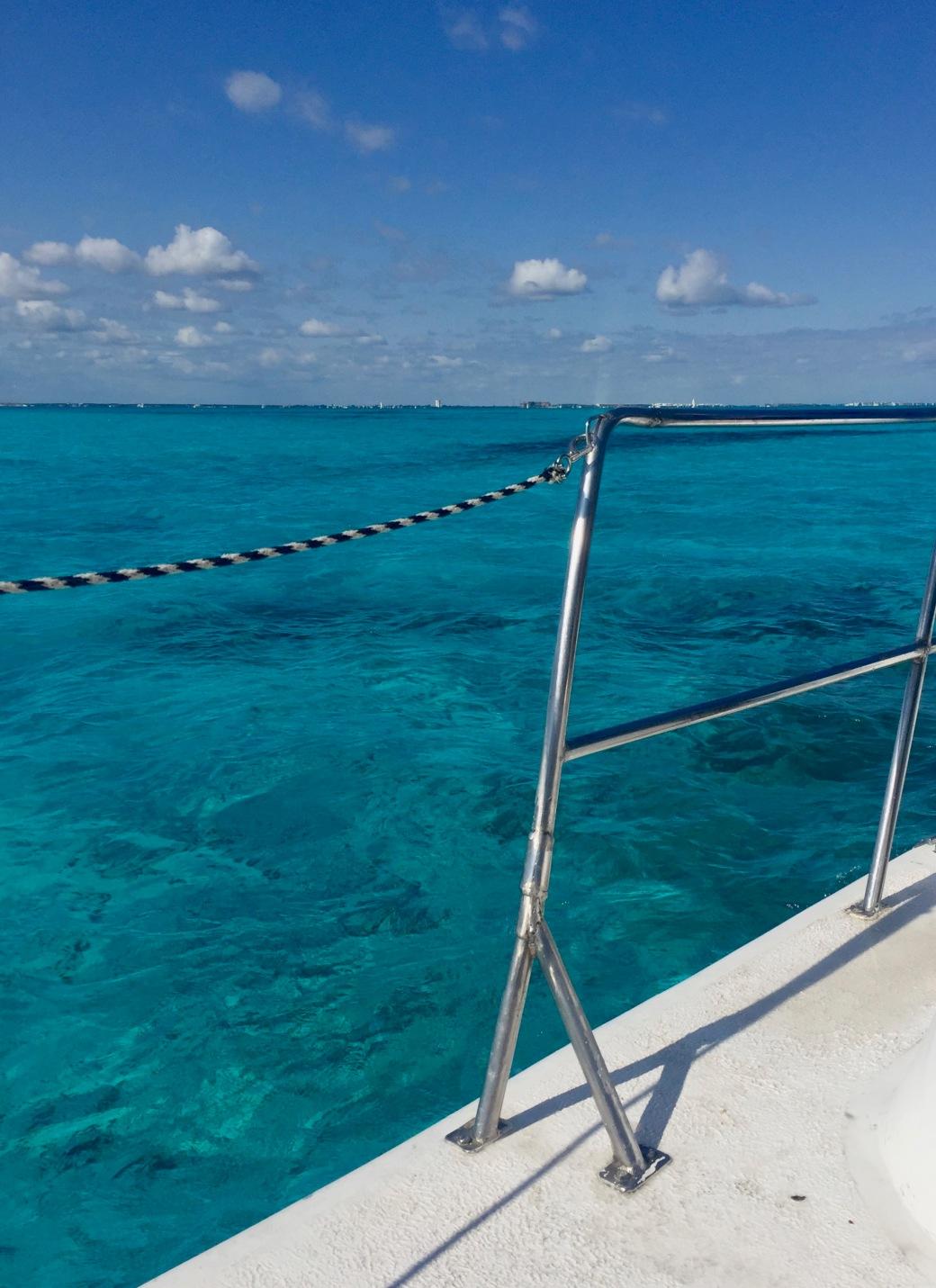 Isla Mujeres 2 - snorkelling